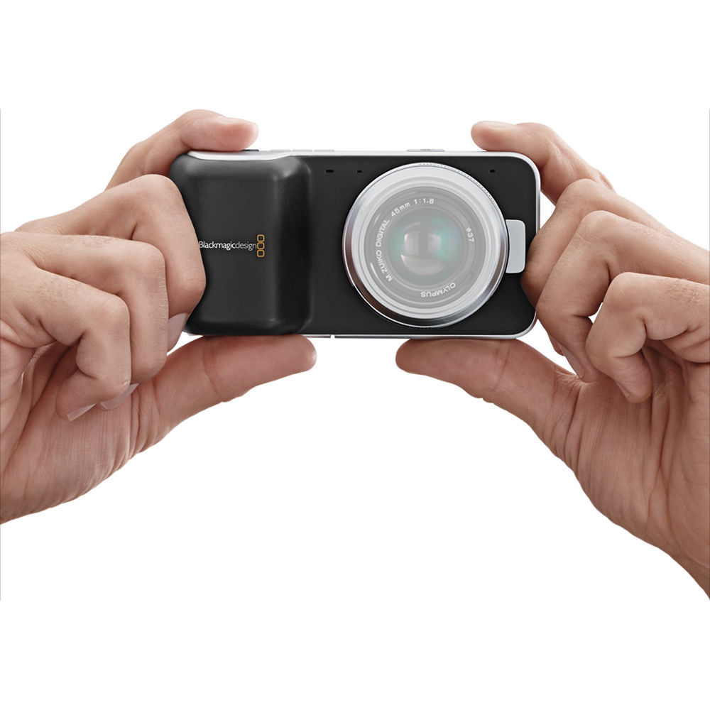 Blackmagic Design Pocket Cinema Camera CINECAMPOCHDMFT